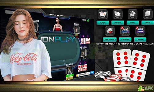 Domino 99 IDN POKER ¸ Daftar QQ ¸ Agen IDNPlay post thumbnail image